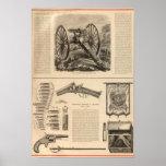 Compañía Schuyler, Hartley y Graham del arma de Ga Poster