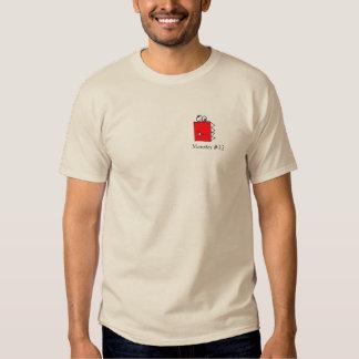 Compañía T caja Ltd del monstruo Camisetas