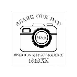 Comparta nuestra cámara del día que casa el sello