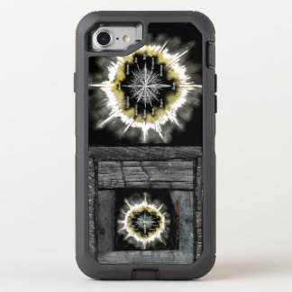 Compás espiritual funda OtterBox defender para iPhone 8/7
