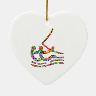 Competencia del juego del marinero de la NAVEGACIÓ Ornamento Para Arbol De Navidad
