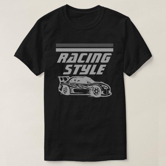 Competir con estilo camiseta