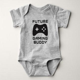 Compinche futuro del juego body para bebé