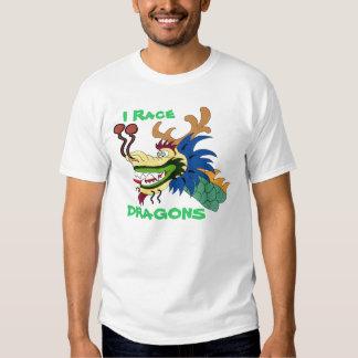 Compito con, los DRAGONES Camiseta