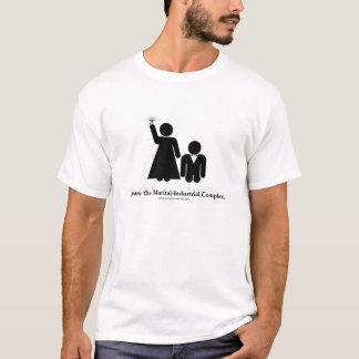Complejo Marital-Industrial Camiseta