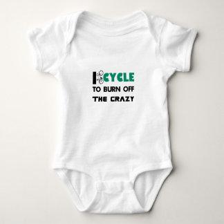 Completo un ciclo para consumir el loco, bicicleta body para bebé