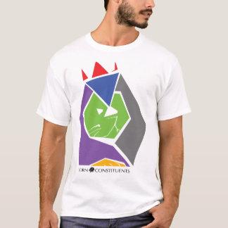 Componentes nacidos camiseta