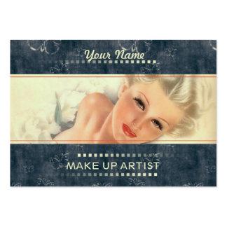 Componga al artista - negocio, tarjeta del horario tarjeta de visita