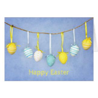 Composición de Pascua Tarjeta