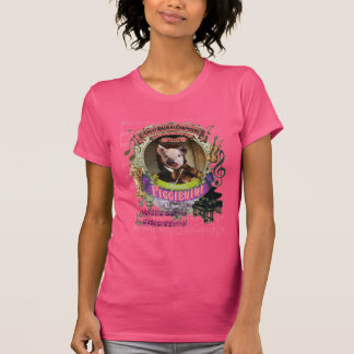 Compositor animal lindo Paganini de Piggienini Camiseta