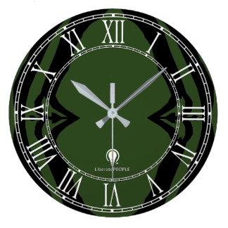 Compra adornada moderna del reloj de pared
