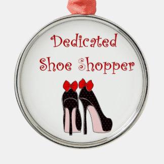 Comprador dedicado del zapato ornamente de reyes