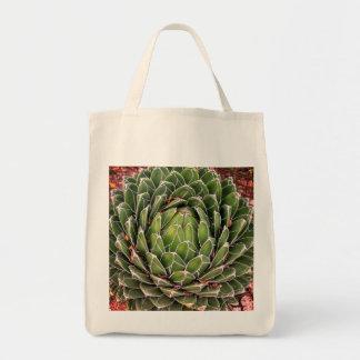 Comprador del cactus bolso de tela