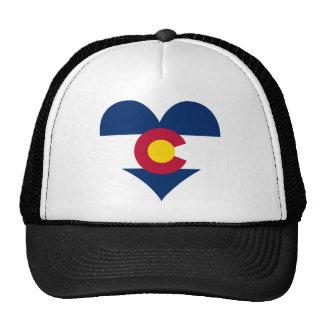 Compre la bandera de Colorado Gorra