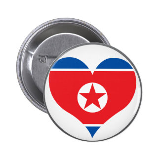 Compre la bandera de Corea del Norte Pins