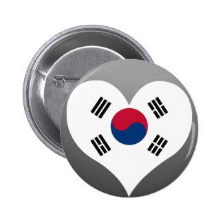 Compre la bandera de la Corea del Sur Pins