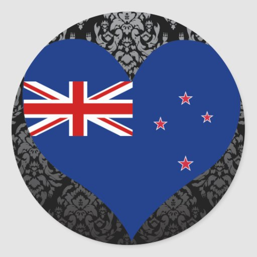 Compre la bandera de Nueva Zelanda Pegatina