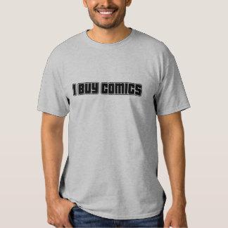 Compro tebeos camisetas