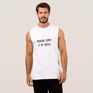 Comps de funcionamiento es mi cardiio - las camiseta sin mangas