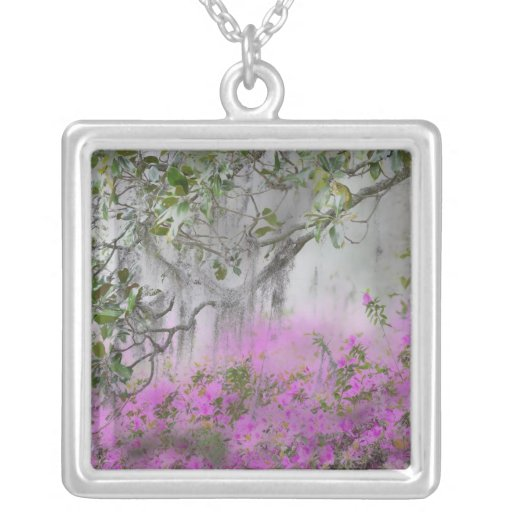 Compuesto de Digitaces de azaleas y del árbol de l Collar