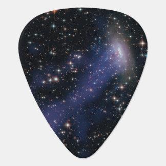 Compuesto de Hubble-Chandra de ESO137-001 Púa De Guitarra