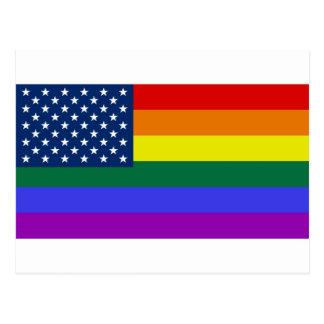 Comunidad gay postal