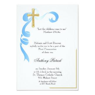 Comunión de la cruz del oro de Blue Ribbon Comunicados