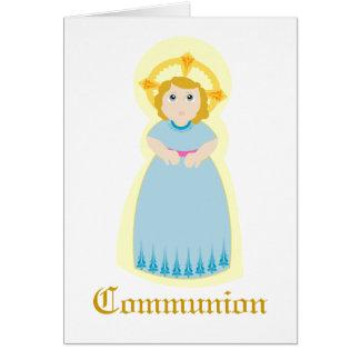 Comunión-Personalizar Tarjeton
