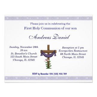 Comunión santa invitacion personal