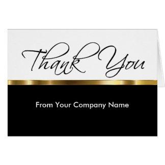 Con clase gracias las tarjetas por negocio