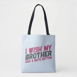 Con mi Brother tenía una bolsa de asas de la