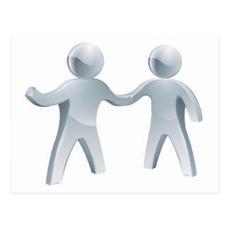 Concepto de la cooperación