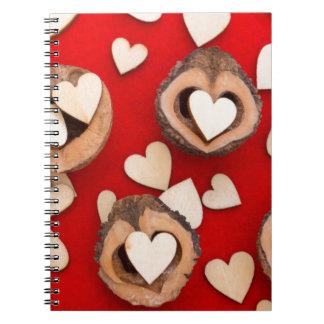 concepto del amor cuaderno