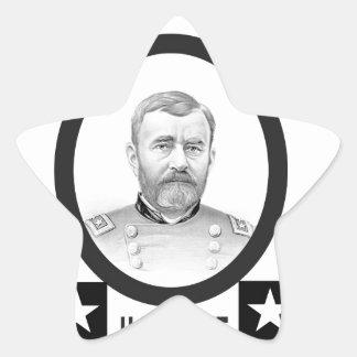 concesión general de los E.E.U.U. del Ejército de Pegatina En Forma De Estrella