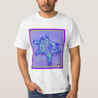 Concha azul por S Ambrose Camiseta