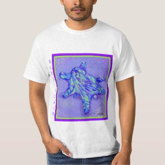 Concha azul por S Ambrose Camisetas