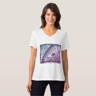 Conciencia cósmica camiseta