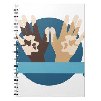 Conciencia de Vitiligo Cuaderno