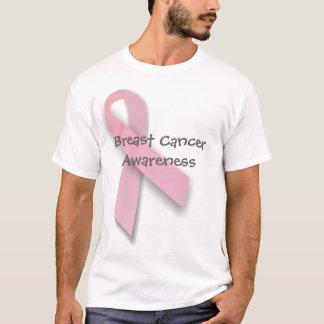 Conciencia del cáncer de pecho Básica-T Camiseta