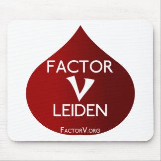 Conciencia del factor V Leiden Alfombrilla De Ratón