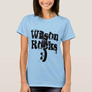 Concierto 1a, Wilson R de la fiesta de barrio de Camiseta