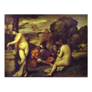 Concierto Champetre por Titian Postal