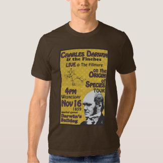Concierto de Darwin Camiseta