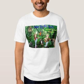 Concierto del safari de selva camiseta