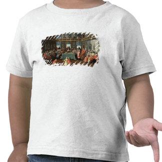 Concierto en una casa privada camisetas
