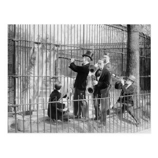 Concierto para los osos polares, 1925 postal