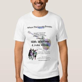 concierto t de Katrina Camisetas