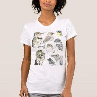 ¡Concurso del pájaro! Camiseta
