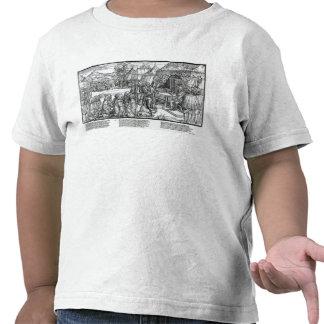 Conde supuesto rebelde de Shane O'Neill de Camiseta