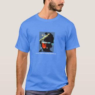 condolencia mecánica camiseta